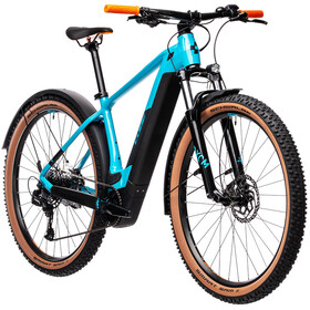 Cube Reaction Hybrid Pro 500 Allroad, petrol'n'orange